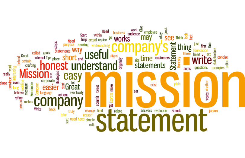 Writing Your Mission Statement Should Be Easy Ct Marcom