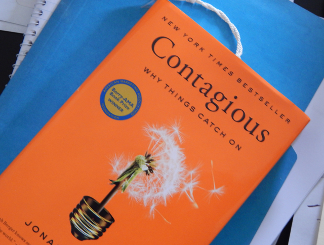 Image result for contagious why things catch on by jonah berger